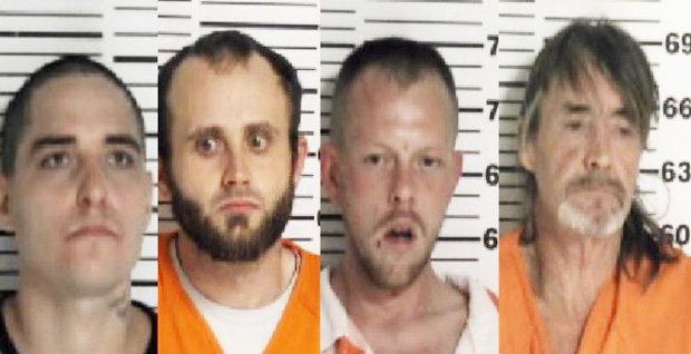 Jail County Inmates Allen Prisoners