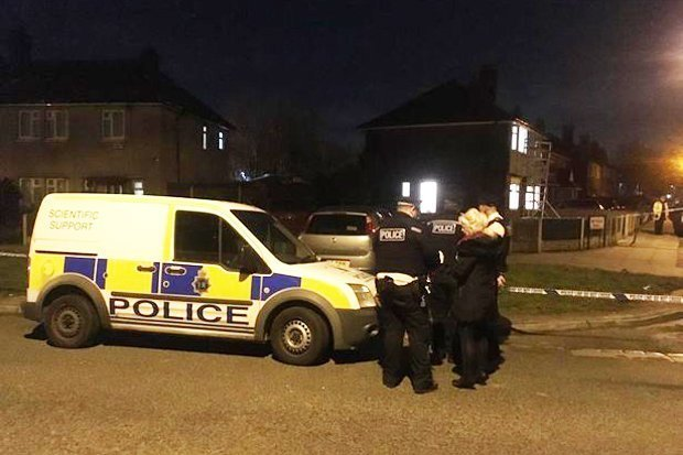 Liverpool shooting: Two blasted by masked gunmen in horror ...