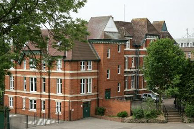 St Benedict's junior school in Ealing, West London