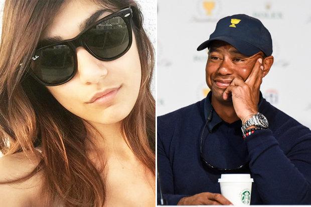 Mia Khalifa has thrown shade at another sports star