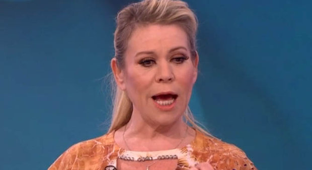 Loose Women Tina Malone Weight Loss Trolls Family Daily Star