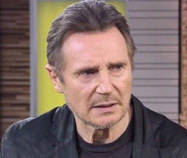 Liam Neeson Good Morning America
