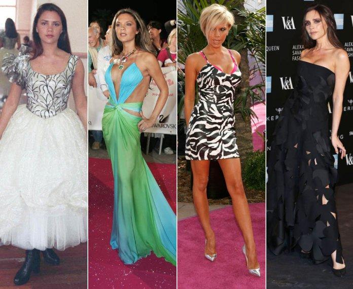 Victoria Beckham: from bad fashion to fashion designer