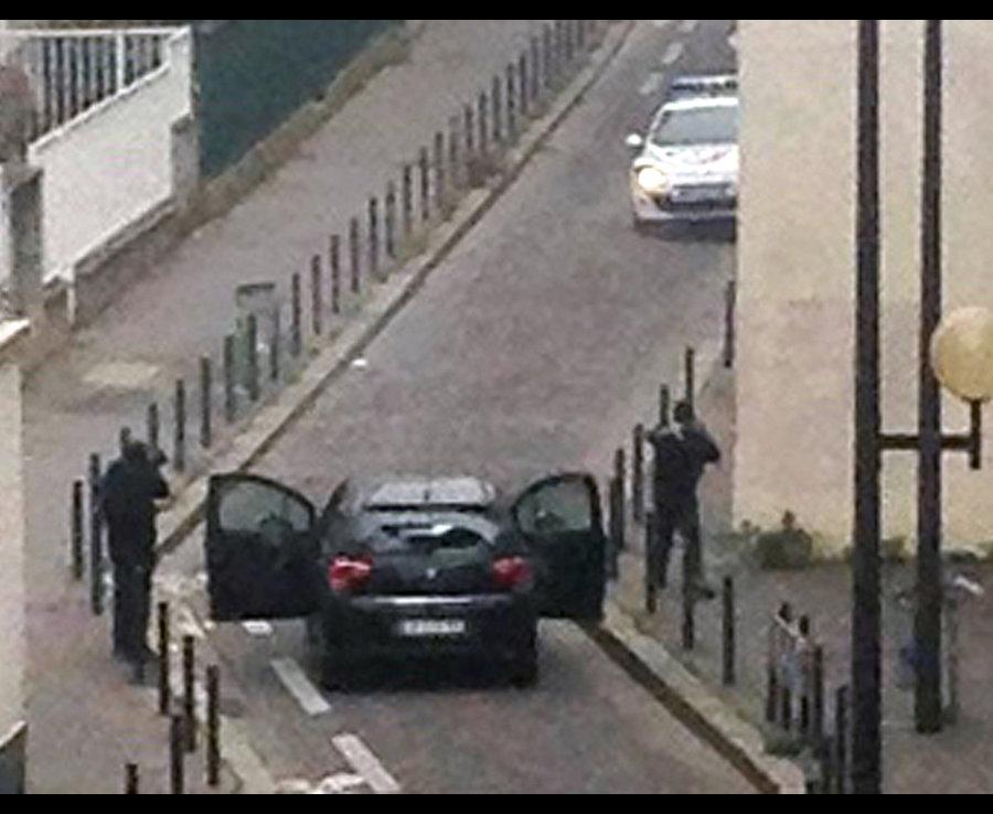 Le magazine satirique Charlie Hebdo a été attaqué par des hommes armés en 2015