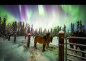 Stunning pictures of the mystical glow of the Northern Lights