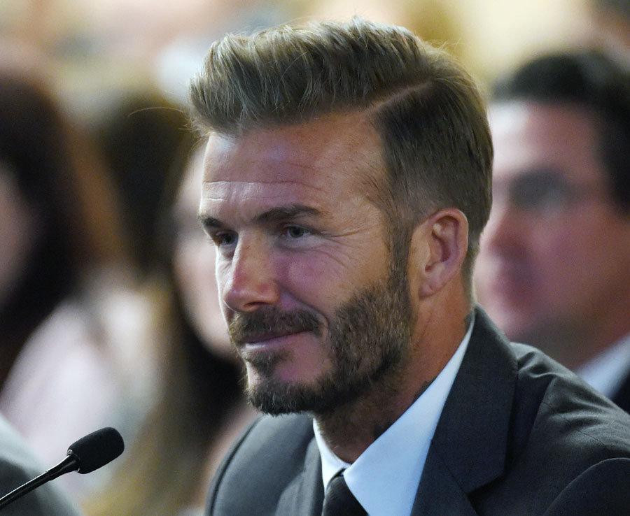 David Beckham Moves Step Closer To Launching US Dream Team