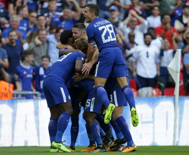 8. Chelsea - 1,147