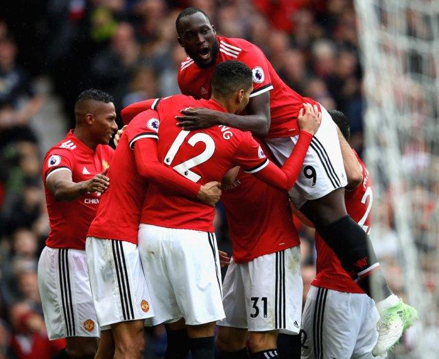 3. Man United - 2,332