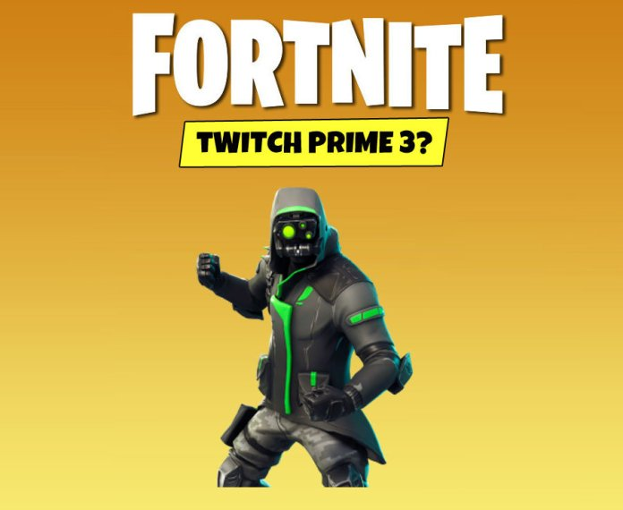 Fortnite Twitch Prime Pack 3 Release Date News Free Skin And