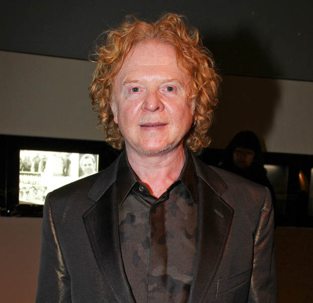 Mick Hucknall Calls Martine McCutcheon A Liar For Sick In