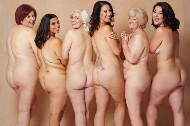 Brave Women Strip Naked After Making Life Changing Transformations