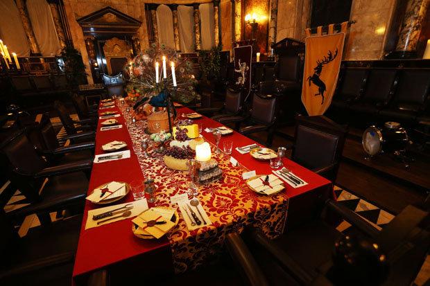 Game Of Thrones Pop Up Restaurant All Men Must Dine Reveal
