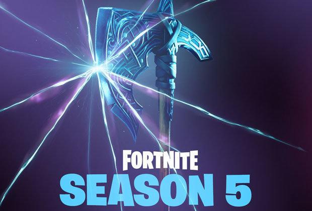 Fortnite season 5 Vikings CONFIRMED: Epic <a  href=