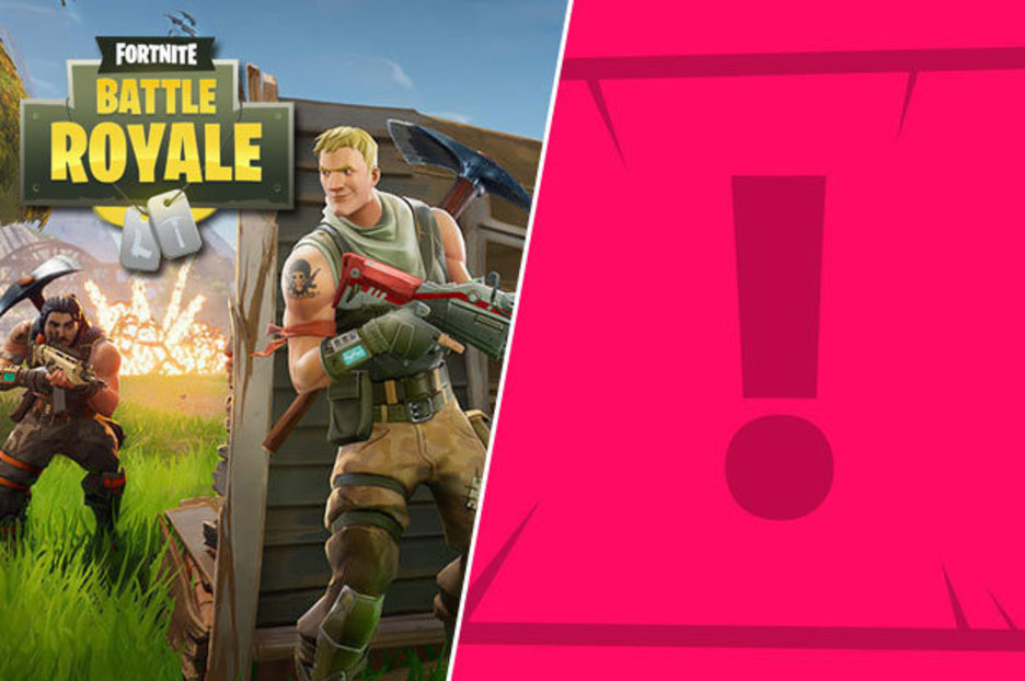 Fortnite SERVERS UPDATE Down For Maintenance As Epic Games Reveal New Patch For Download PS4