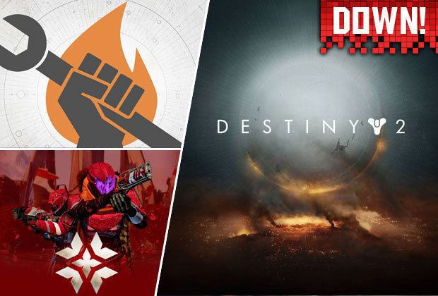 Destiny 2 DOWN: Server Maintenance for four hours ahead of Crimson Days on PC, PS4, Xbox
