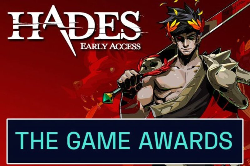 Hades: BRAND NEW Supergiant Games title available NOW on