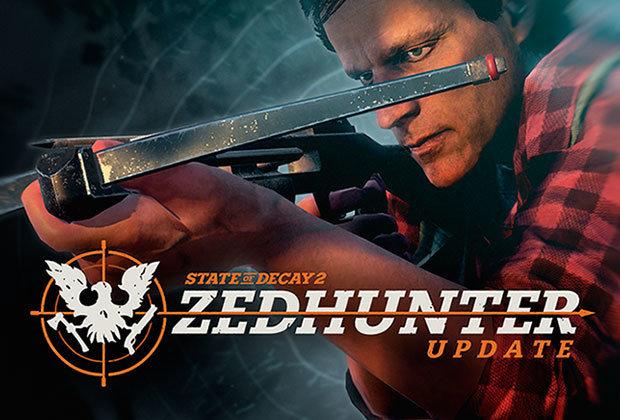 Estado de Decadencia 2 Zedhunter ACTUALIZACIÓN: Xbox, noticias de la fecha de lanzamiento de la PC para la nueva actualización de noviembre