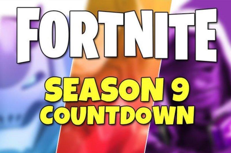 Fortnite Season 9 COUNTDOWN: Release date, Start Time, Skins