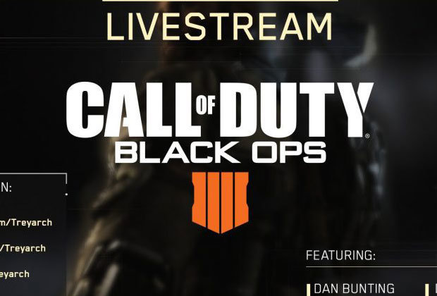 Black Ops 4 LIVESTREAM: How to Watch Call of Duty new Multiplayer game reveal