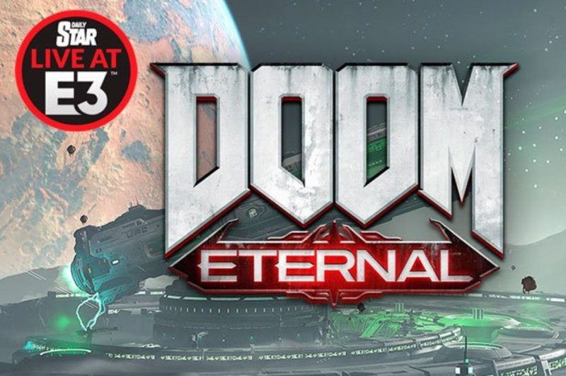 Doom Eternal Release Date REVEALED: E3 Trailer and gameplay news