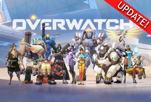 Overwatch 217 UPDATE PS4 And Xbox One Patch Notes Arrive