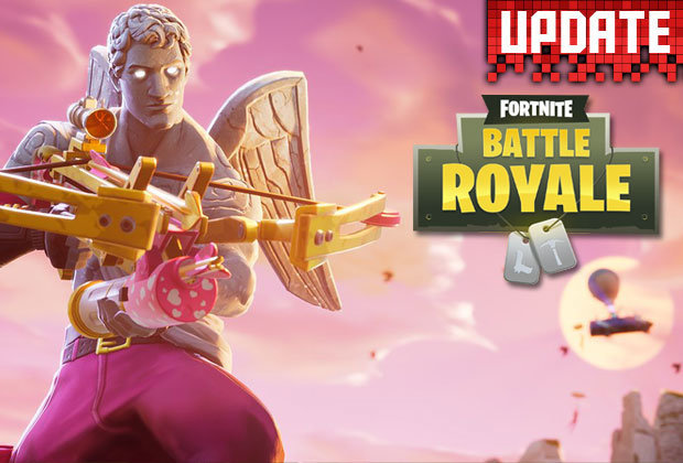 Fortnite Valentines Day Event Update TODAY? When is patch V.2.5.0 released and SMG removed