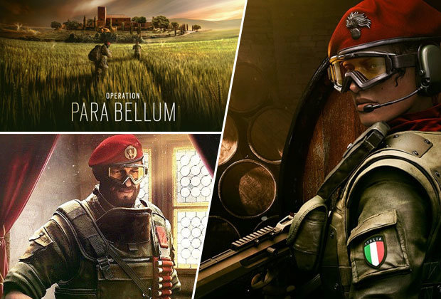 Rainbow Six Siege Para Bellum release date, time, operators, patch notes, changes and more