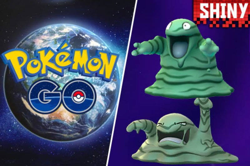 Pokemon Go Shiny Grimer Update How To Catch Shiny Grimer And Muk In