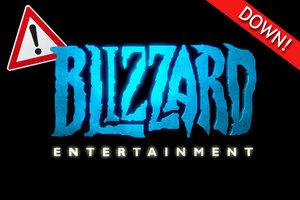 Blizzard Server Status DOWN Overwatch Battle Net WoW Suffer Login Queue Errors Daily Star