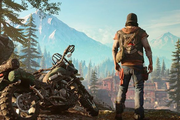 Days Gone  PS4 release date  Gamescom screens  gameplay update for     Days Gone  PS4 Release Date  gameplay trailers  E3 2018 news updates for new