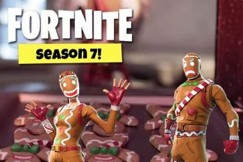 Fortnite Christmas Skins Leaked In Latest 7 10 Patch