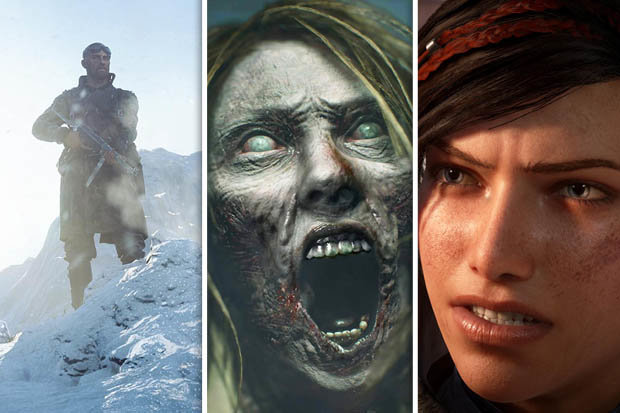 three games that were unveiled at E3 2018