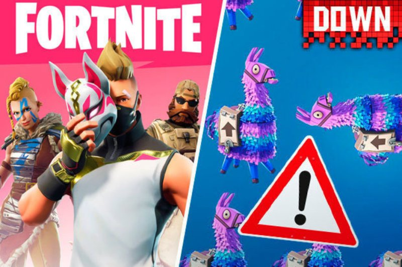 Fortnite Down Servers Status Offline Epic Games Update 5 40 2 How