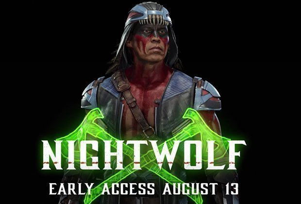 Mortal Kombat 11 Nightwolf DLC RELEASE: Release date and