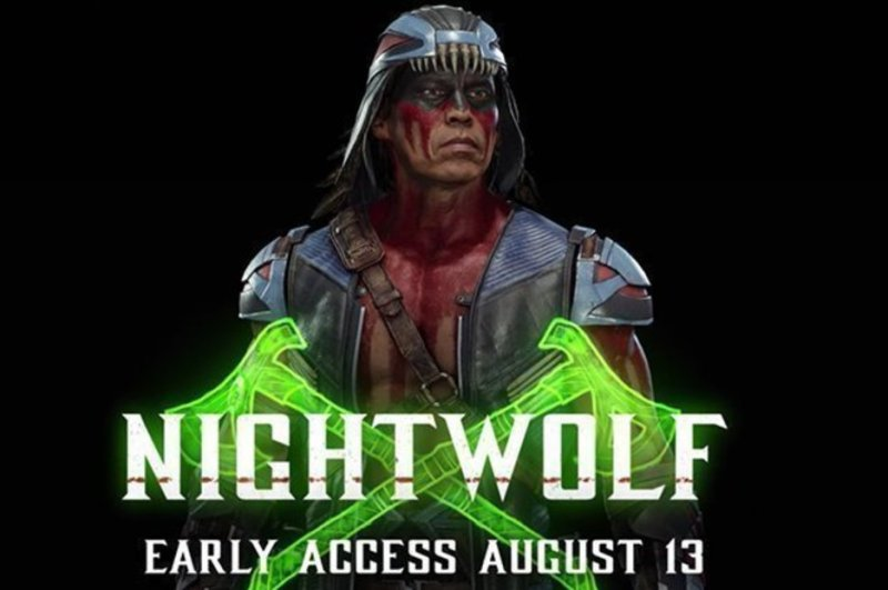 Mortal Kombat 11 DLC RELEASE: Nightwolf release date and character