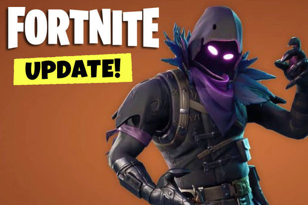 Raven Fortnite Skin Release Date UPDATE New PS4 Leak Reveals When Raven Will Come Out Daily Star