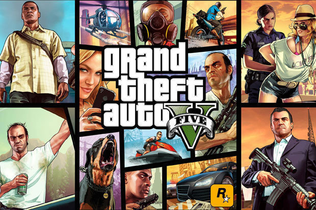 GTA 5 Online DOWN Rockstar Severs Not Working For PS4