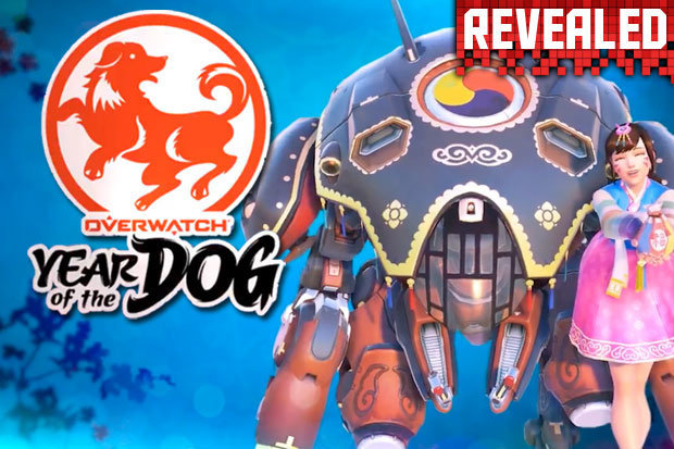 Overwatch Year of the Dog COUNTDOWN: Skins, leaks, Start time, release and NEW event Map