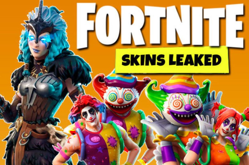 new leaked skins coming to fortnite