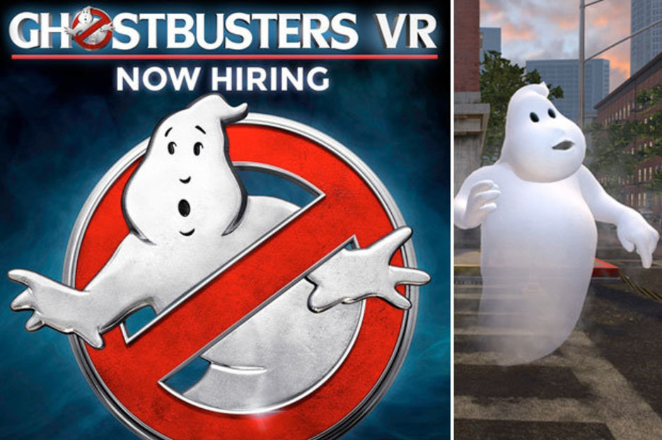 Ghostbusters 2016 PS4 VR Game Is AWFUL And Utterly Hilarious Daily Star