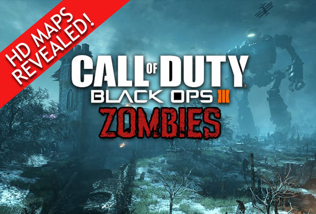 NEW Call Of Duty Black Ops III Zombies Chronicles DLC 5 Map Screenshots REVEALED Daily Star