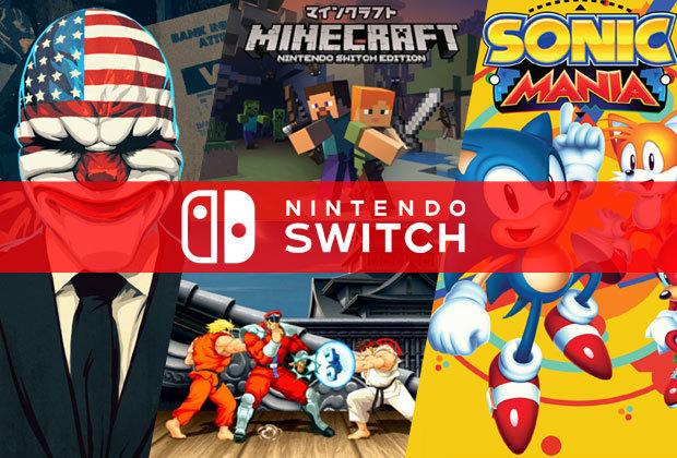 Nintendo Switch Games News TWELVE New Games REVEALED With