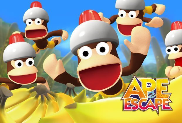 PlayStation tease Ape Escape PS4 return with 20th anniversary celebration