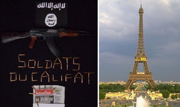 Document ISIS et Tour Eiffel