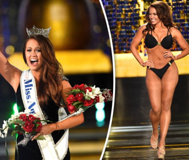 Cara Mund Has Been Crowned Miss America