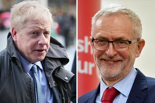 jeremy corbyn brexit boris johnson general election number 10
