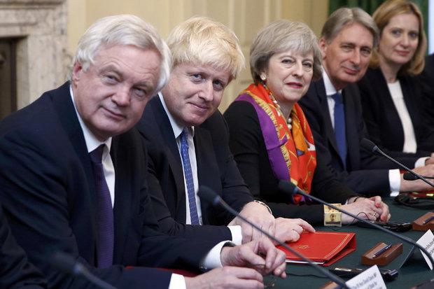 boris johnson brexit resignation