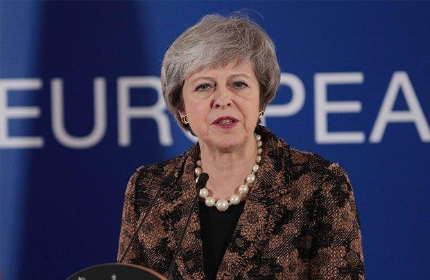 May Brexit EU Referendum Democracy