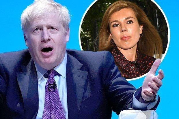 Boris Johnson shrug questions off several times