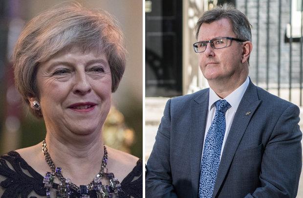 brexit deal theresa may